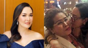 Ruffa Gutierrez Reacts To Gretchen-Annabelle's Reconciliation