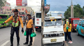 "Davao Enforcers Stops Motorists Not for Violation but to Give ""Pamasko"""