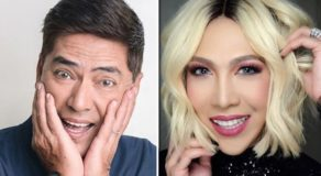 Vic Sotto Talks About Movie Rivalry With Vice Ganda