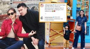 Luis Manzano Funny Comment On Alex Gonzaga's Photo With Seve