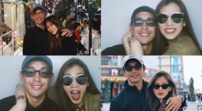 Alex Gonzaga & Mikee Morada Rare Sweet Photos Together