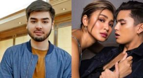 Andre Paras reveals 'Truth' in Rumored James Reid-Nadine Lustre Breakup
