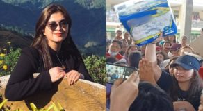 PHOTOS: Angel Locsin Joins Red Cross' Relief Efforts For Taal Victims