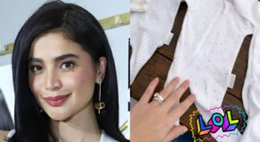 Anne Curtis Has This Funny Statement While Showcasing Baby's Clothes