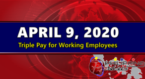 April 9, 2020 – Triple Pay Awaits Those Who Will Work According To NWPC
