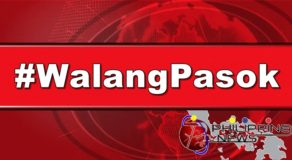 #WalangPasok: Class Suspension Declared In These Areas Today (January 28)