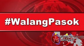 #WalangPasok: Class Suspension Declared In These Areas Today (January 29)
