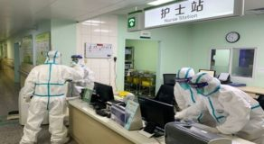Coronavirus: China Deploys Hundreds Of Military Medical Staff To Wuhan