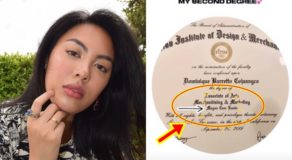 Gretchen Barretto Proud Of Dominique Graduating As Magna Cum Laude