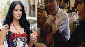 VIDEO: Heart Evangelista Releases Japan Vlog W/ Chiz Escudero
