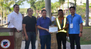Iloilo City Traffic Aide Who Returned Lost Check Honored