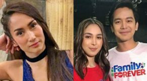 Ina Raymundo Gets Asked About Julia Barretto, Joshua Garcia