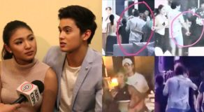 "James Reid in Controversial ""Cheating"" Videos w/ This Famous Female Personality"