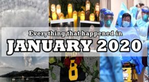 JANUARY 2020: Everything That Happened On First Month Of 2020