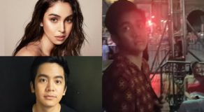 "Julia Barretto, Joshua Garcia React to Their ""Awkward"" Moment"
