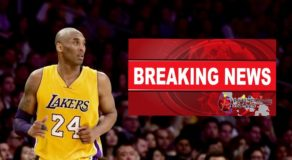 BREAKING NEWS: Kobe Bryant Dies in Helicopter Crash