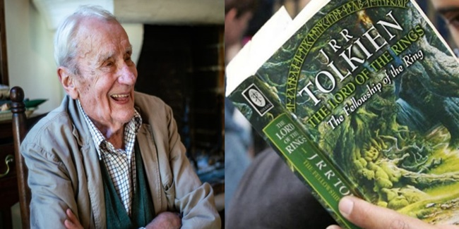 Lord of the Rings Christopher Tolkien dies 95