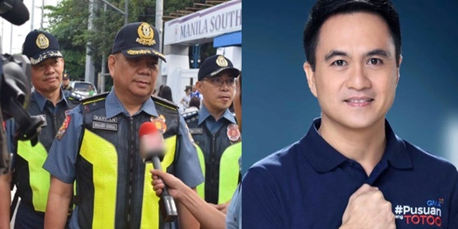 PNP General confiscated reporter's phone