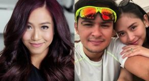 Rachelle Ann Go Reacts To Sarah & Matteo's Rumored Wedding Date