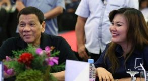 Duterte Brings Back Partner Honeylet's Cousin To Government