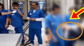 """Selfless OFWs Did The """"Bayanihan"""" To Help 3 Pinoy Men Inside Airport"""