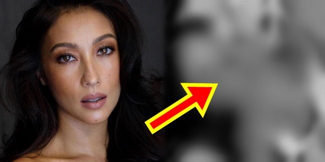 Solenn Heussaff breastfeeding photo 2