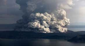 Taal Volcano Evacuees Death Toll Rose Up To Four