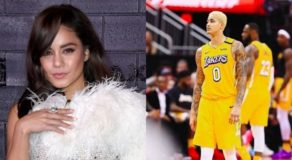Vanessa Hudgens Spotted Dining w/ Lakers' Kuzma After Split w/ Austin