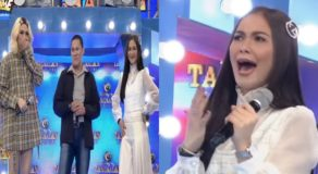 Vice Ganda & Maja Salvador Shocked Reactions Draw Laughter From Audience