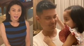 Vicki Belo Reacts To Dingdong Dantes, Daughter Zia Sweet Moment