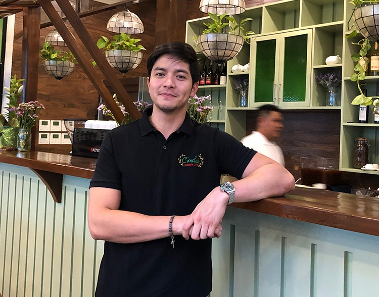 Alden Richards' Businesses