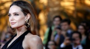 "Angelina Jolie Is Making TV Show To Combat ""Fake News"""