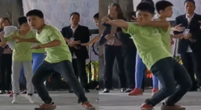 Boy with Autism Joyously Dancing the Famous Tala Dance Goes Viral