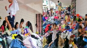 Oversupply of Clothes, Town in Batangas Temporarily Stop Receiving Donations