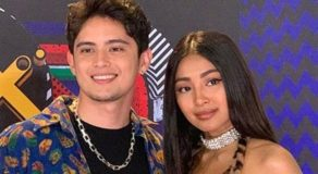 "James Reid, Nadine Lustre Spend ""Pasta Night"" Together"