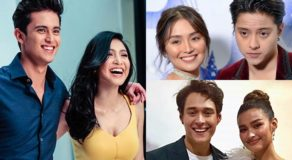 KathNiel, LizQuen Fandoms React To James Reid-Nadine Lustre Breakup