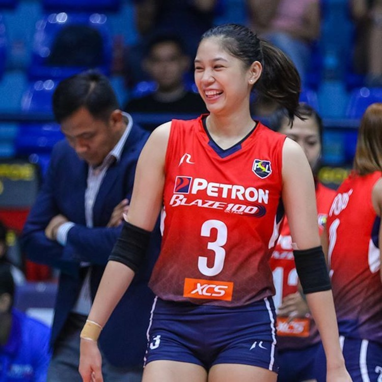 Mika Reyes Transfers To Sta Lucia Lady Realtors After Leaving Petron