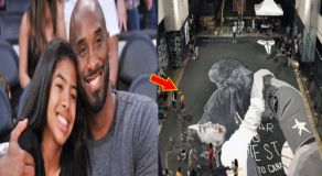 Filipino Fans Creates Mural in Taguig to Honor Kobe and His Daughter