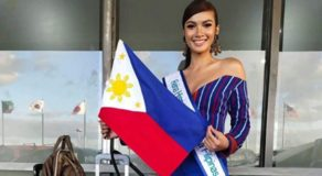 Reina Hispanoamericana 2019: Katrina Llegado flies to Bolivia for Pageant