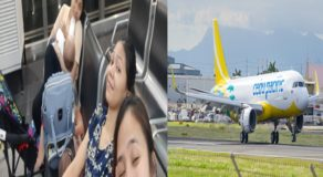 Female Passenger Expresses Disappointment After Left by Cebu Pacific Plane