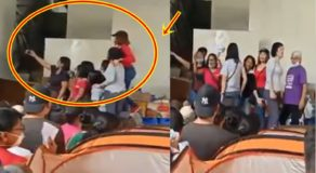 "Calamity Victims To Faculties Tasked To Distribute Relief Goods: ""Inuna niyo pa selfie"""