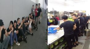 Poor Underpaid Employees Complain Against Abusive Chinese Employer