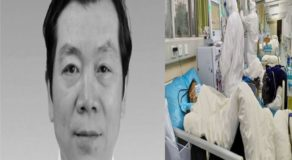 Hospital Doctor in Hubei Province, China Died Due to Coronavirus