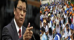 Senator Lito Lapid Wants Elem & HS Schools To Teach Disaster Mitigation Subjects