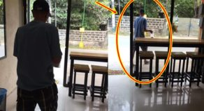 Poor Old Man Uses Hard-Earned Cash To Buy Milktea For His Wife Who Never Tried It
