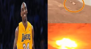 Actual Video Footage of Kobe Bryant's Helicopter Crash