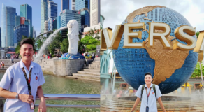 SHS Student Goes Viral After Cutting Classes & Travels to Singapore