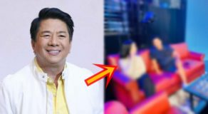 Willie Revillame Visited by this Female Celebrity a Day Before his Birthday