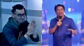 Willie Revillame Commends Gab Valenciano as New Director of 'Wowowin'
