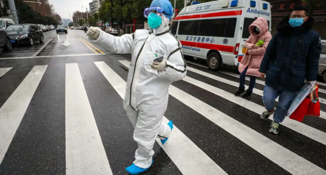 100,000 People Infected With Wuhan Coronavirus Experts Suggest